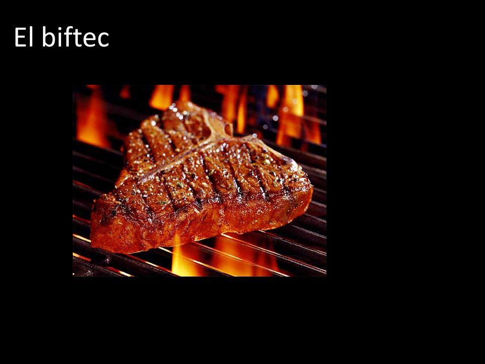 El biftec