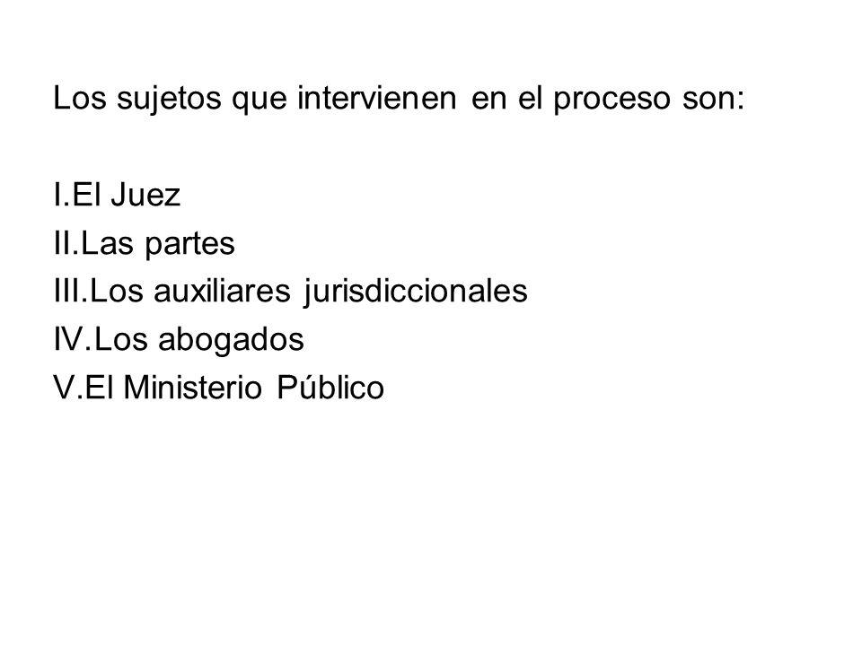 A.Secretarios y Relatores de las Salas de la Corte Suprema y de las Cortes Superiores.