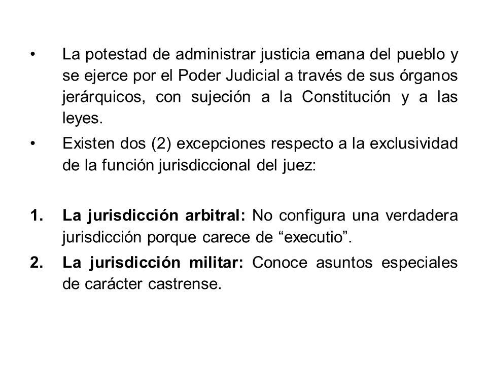 Juntamente con el Poder Judicial existe un organismo que si bien no forma parte de él, colabora con la tarea de administrar justicia, sin estar facultado para decidir litigios.