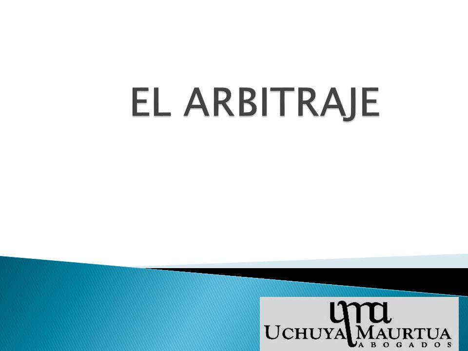 Sin convenio arbitral no hay arbitraje.