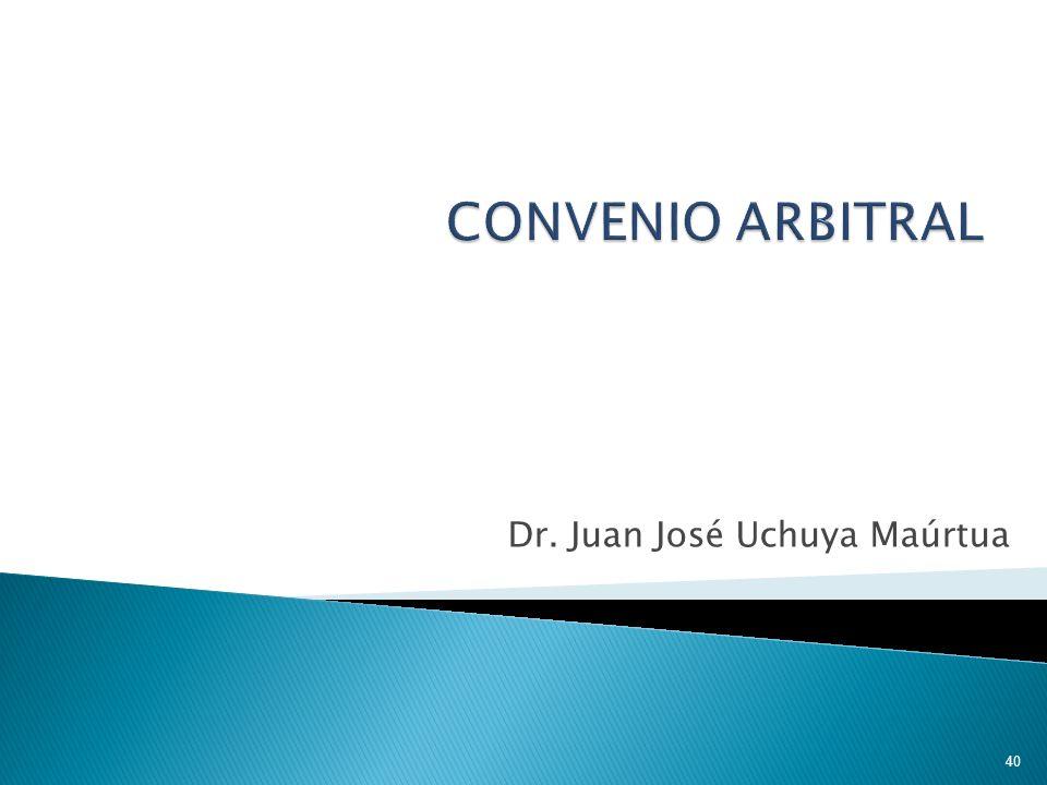 Dr. Juan José Uchuya Maúrtua 40