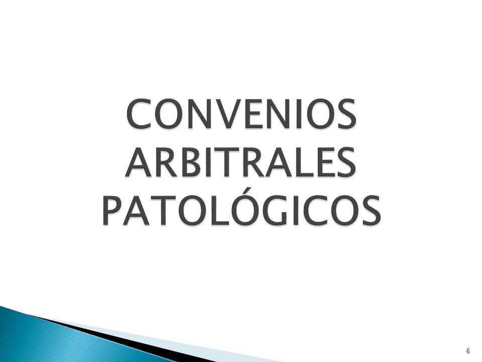 El convenio arbitral es consensual y deberá constar por escrito.