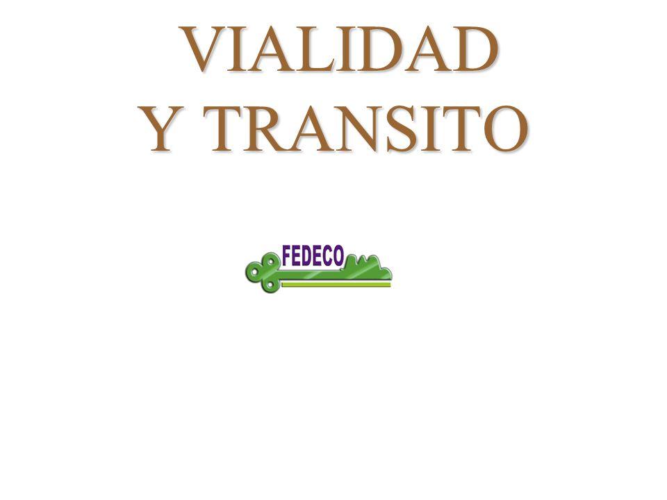 VIALIDAD Profesionalizar a directores de vialidad y tránsito.