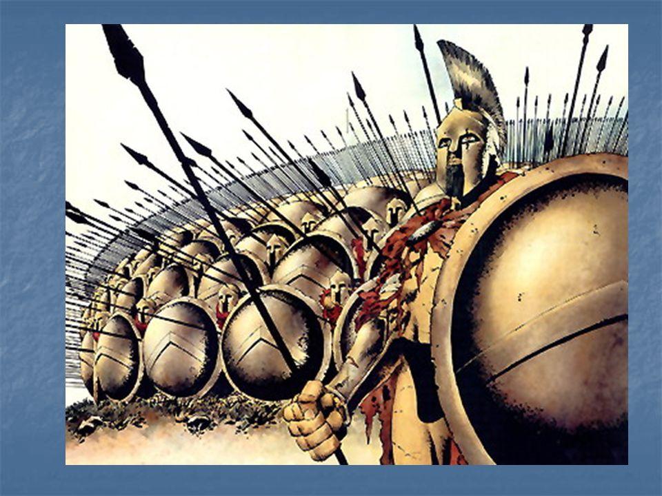 LA GRECIA CLÁSICA A los espartanos, la otra potencia militar, no les gustó este avance de los atenienses. Las tensiones fueron creciendo hasta desembo
