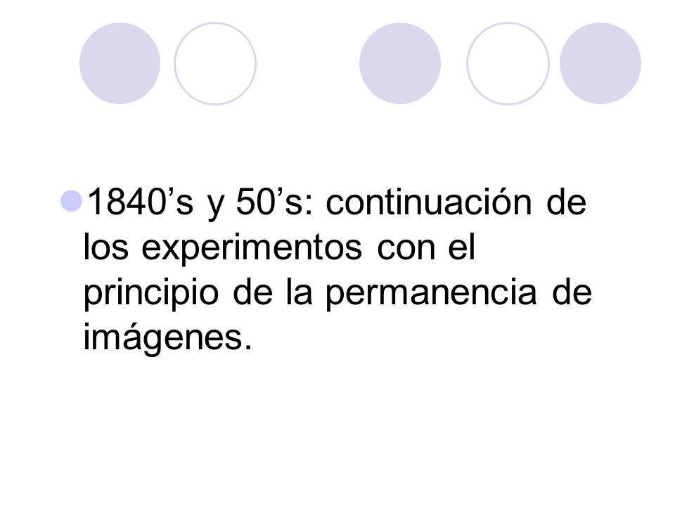 Años 40: se distingue por el uso de la cámara panorámica- Rolleiflex y Leica.