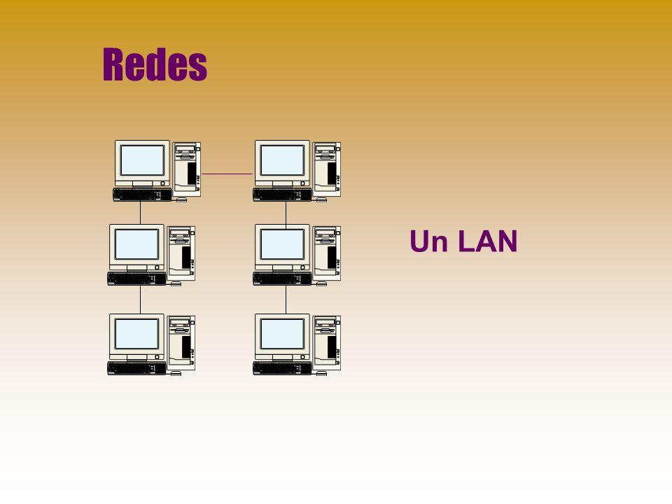 Redes Un LAN