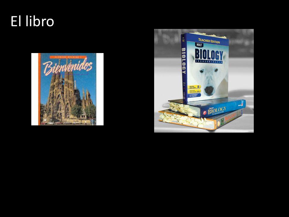 Los verbos (not a card)