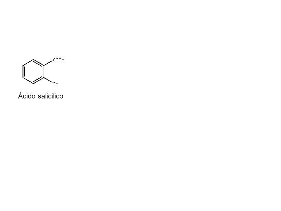 Ácido salicilico