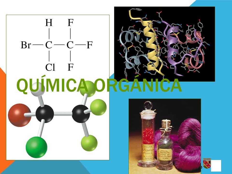 ÍNDICE Tabla periódica de los químicos orgánicos