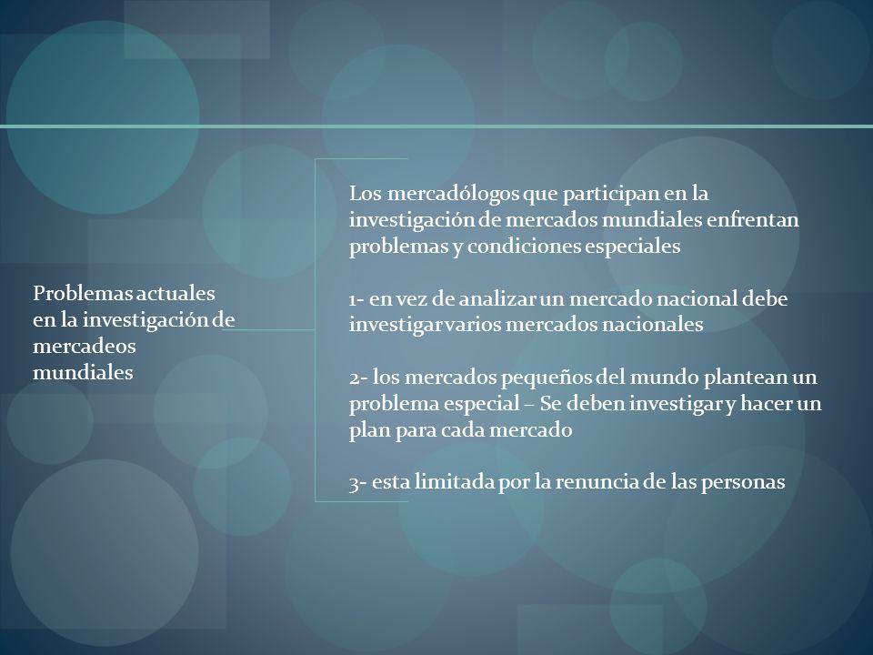 Un problema importante para la empresa mundial es la ubicación del control de la capacidad de investigación de la organización.