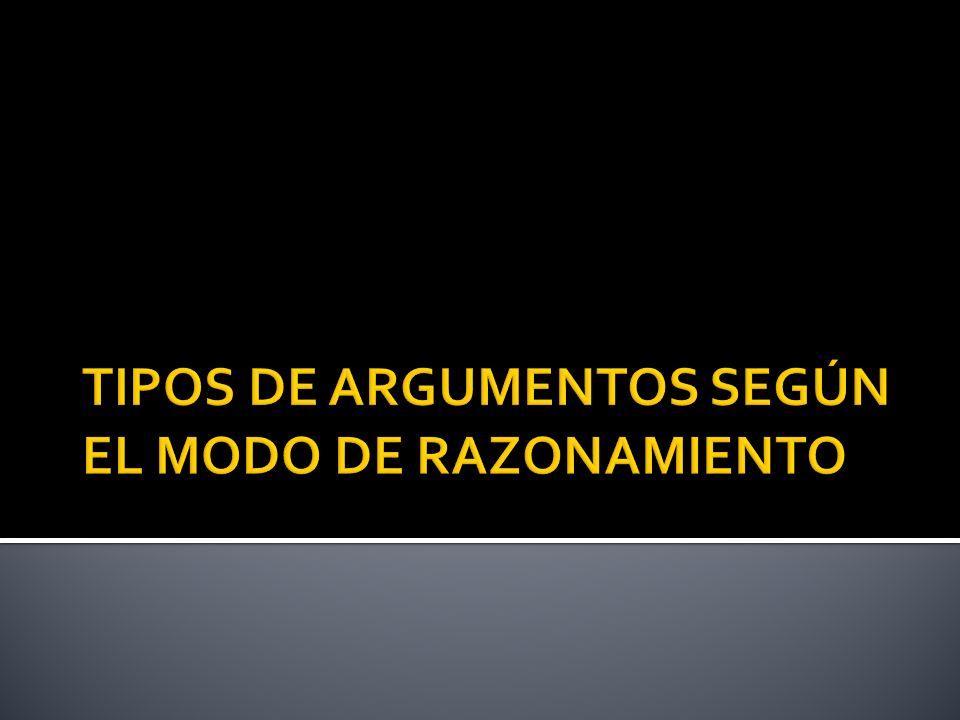 ¿Cuál era la finalidad del discurso argumentativo?