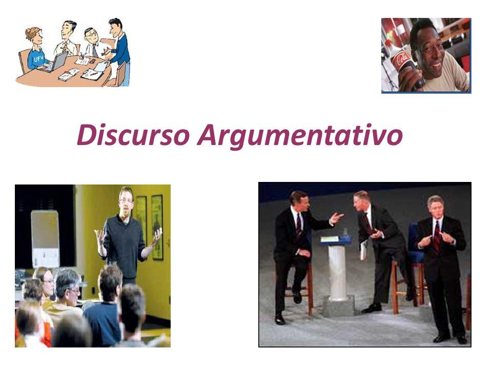 ALGUNOS EJEMPLOS DE DISCURSOS ARGUMENTATIVOS