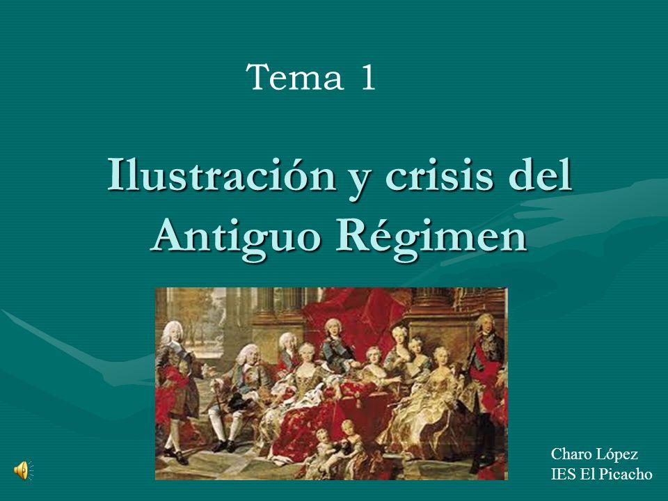 Podría definirse Como el conjunto de rasgos políticos, jurídicos, sociales y económicos, que caracterizaron a Europa y sus colonias a durante los siglos XVII y XVIII.