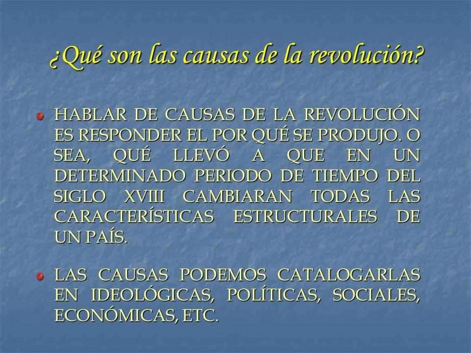 1.- Antecedentes: La revolución inglesa (s.