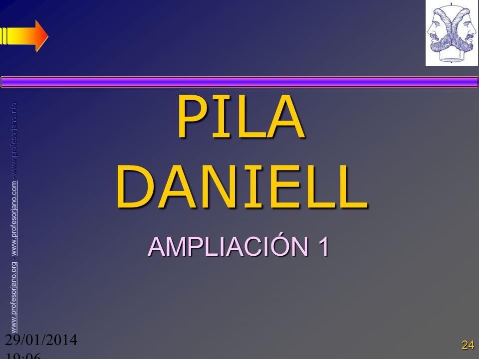 29/01/2014 19:08 24 PILA DANIELL AMPLIACIÓN 1