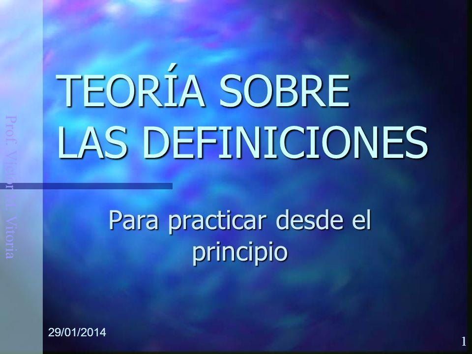 29/01/20142 Una diapositiva consta de...PALABRA CLAVE: sustantivo lo más clasaificador posible.