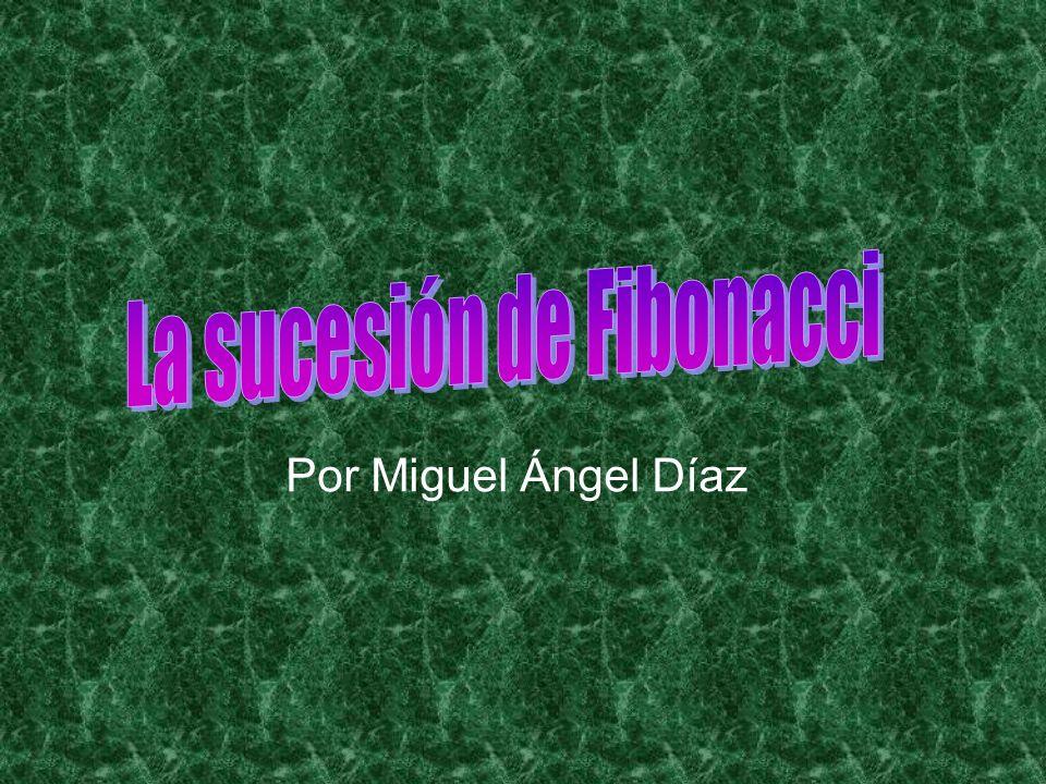 Sin embargo, dada una sucesión no es tan sencillo encontrar su término general o su ley de recurrencia.