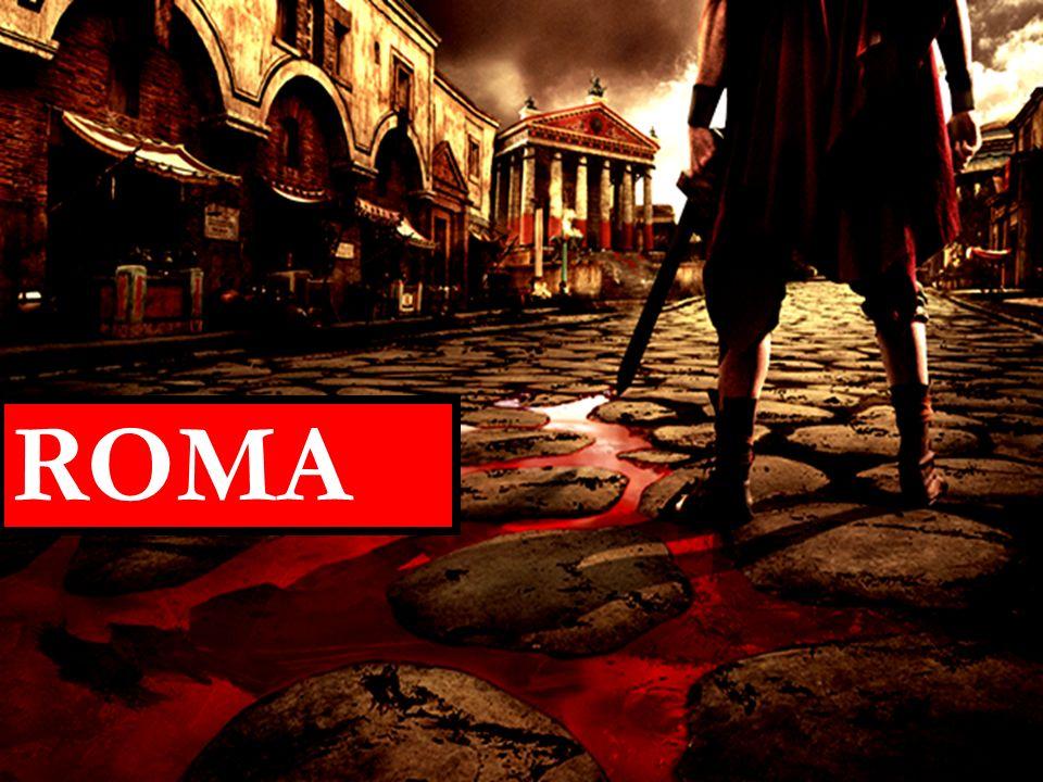 ROMA: ESPACIO GEOGRÁFICO En la Península Itálica, en el centro del Mediterráneo.