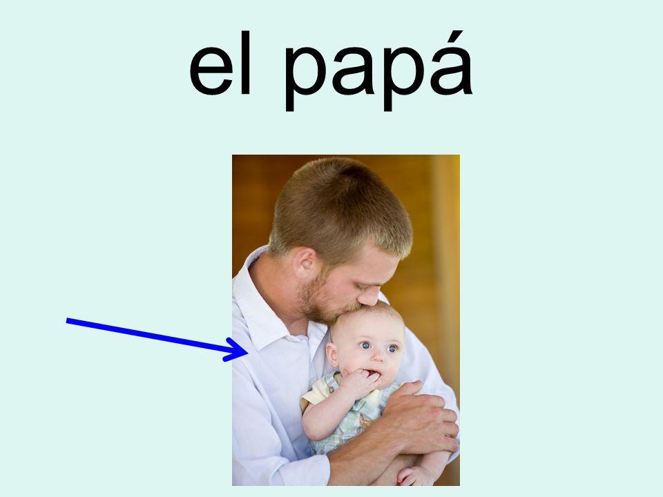 el papá