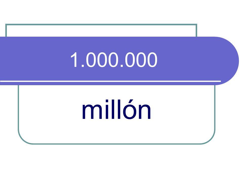 1.000.000 millón