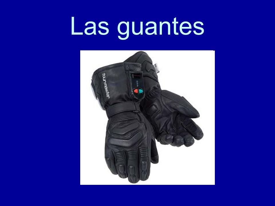Las guantes