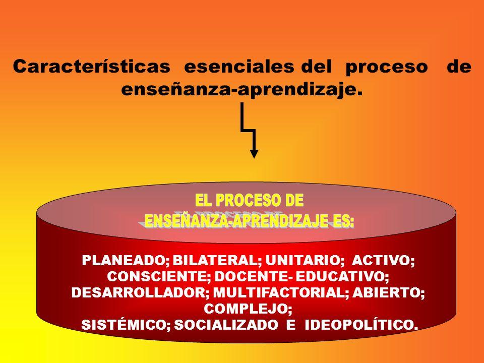 1. EL PROCESO DE ENSEÑANZA - APRENDIZAJE ES SIEMPRE CONDICIONADO SOCIAL E HISTÓRICAMENTE 1. EL PROCESO DE ENSEÑANZA - APRENDIZAJE ES SIEMPRE CONDICION