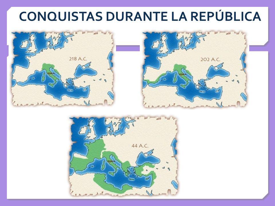 CAMPAMENTOS ROMANOS Muchas ciudades de origen romano estaban organizadas como los campamentos.