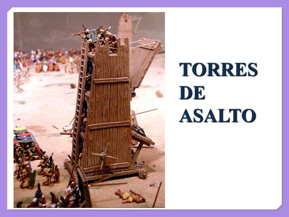 TORRES DE ASALTO