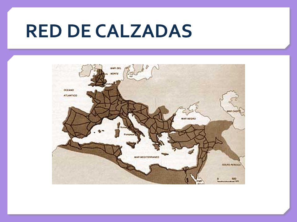 RED DE CALZADAS