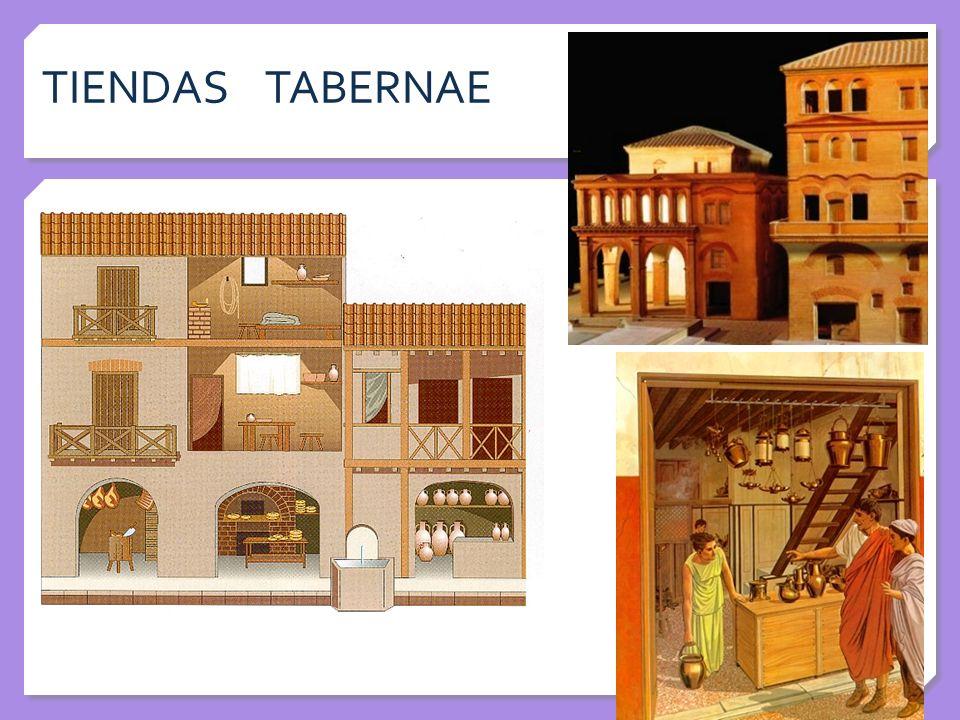 TIENDAS TABERNAE