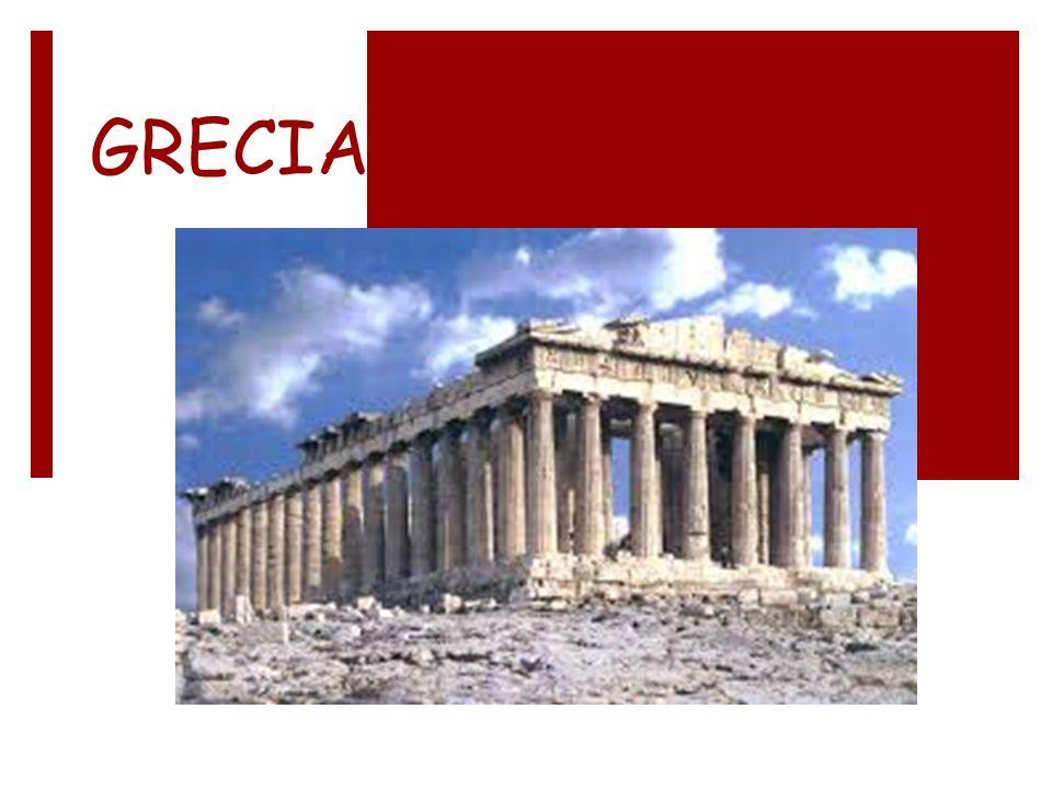 ÍNDICE 1.El medio natural. 2. La historia de Grecia: 2.1.
