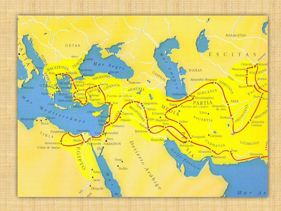 El final de Alejandro Magno En Babilonia comenzó a planificar sus nuevas campañas, algunos dicen que pretendía invadir Arabia, otros sostienen que el sur de Italia y Cartago.