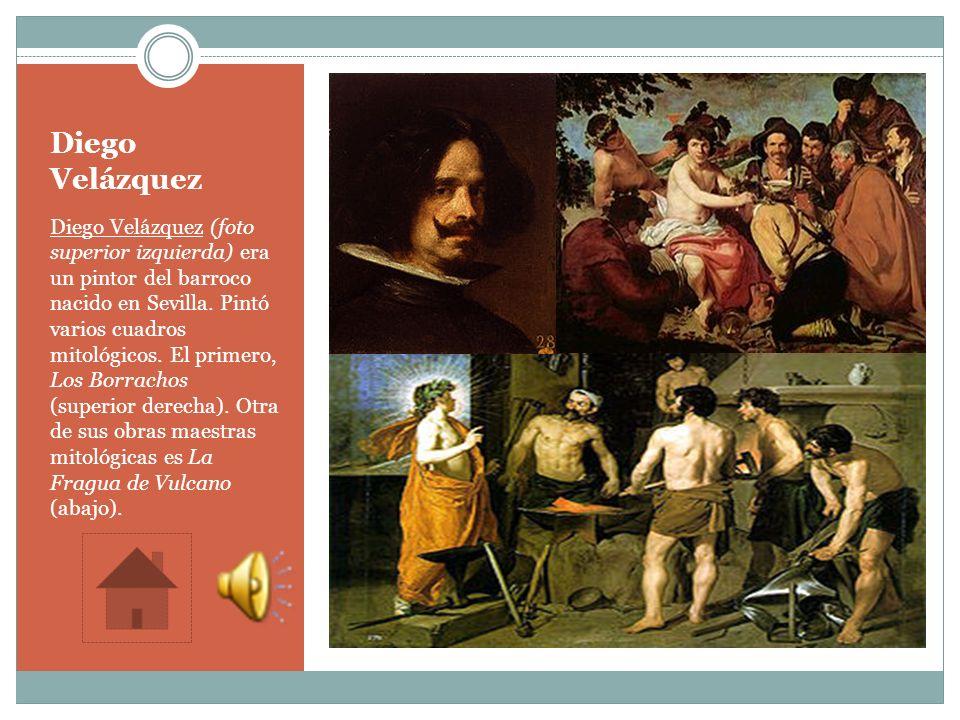 LA FRAGUA DE VULCANO Obra fechada en 1630 de Velázquez.
