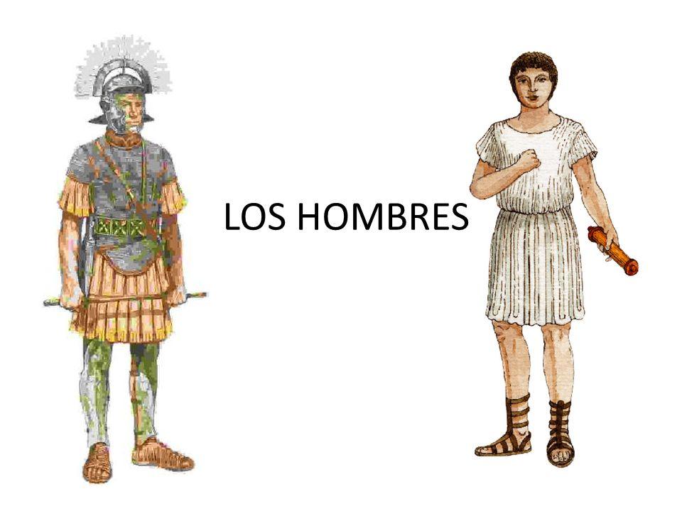 LOS HOMBRES