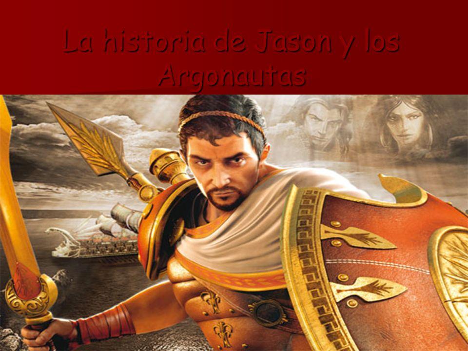 La historia de Jason Jasón era hijo de Esón y Filira.