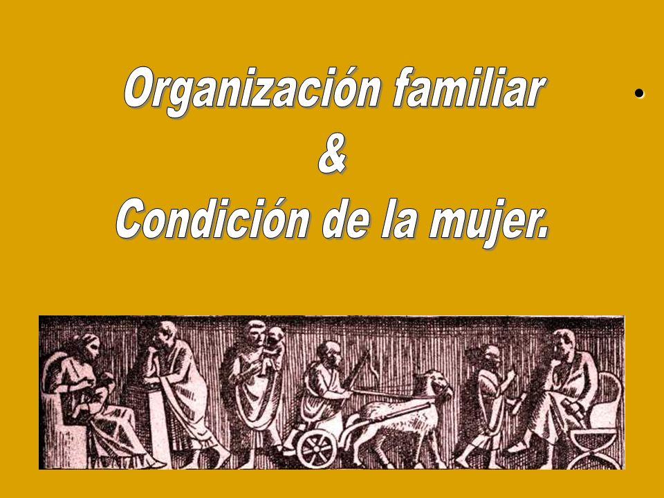 La familia.La familia es una unidad de carácter civil y religioso.