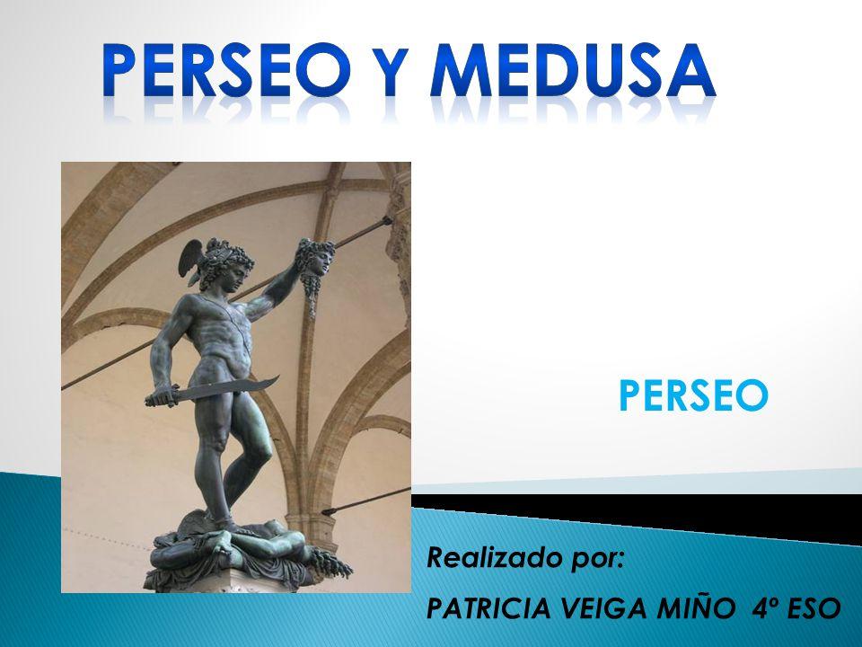 De la sangre de Medusa nació el caballo alado Pegaso y también el gigante Crisaor, ambos habían estado encerrados dentro del cuerpo de Medusa, desde que Poseidón la violó.