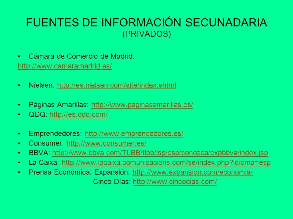 FUENTES INFORMACIÓN:AUTOMOCIÓN ANFAC (Asociación Nacional de Fabricantes de Automóviles y Camiones) http://www.anfac.com/http://www.anfac.com/ ASETRA (Asociación de Talleres de Madrid) http://www.asetramadrid.com/ http://www.asetramadrid.com/ Desguaces: http://www.desguace.biz/http://www.desguace.biz/ Revistas del sector: http://www.marcamotor.com/index.html http://www.marcamotor.com/index.html http://www.autocity.com/