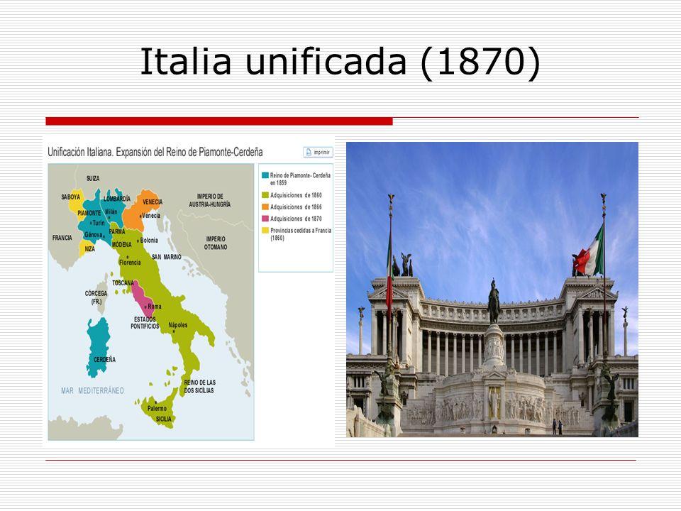 Italia unificada (1870)