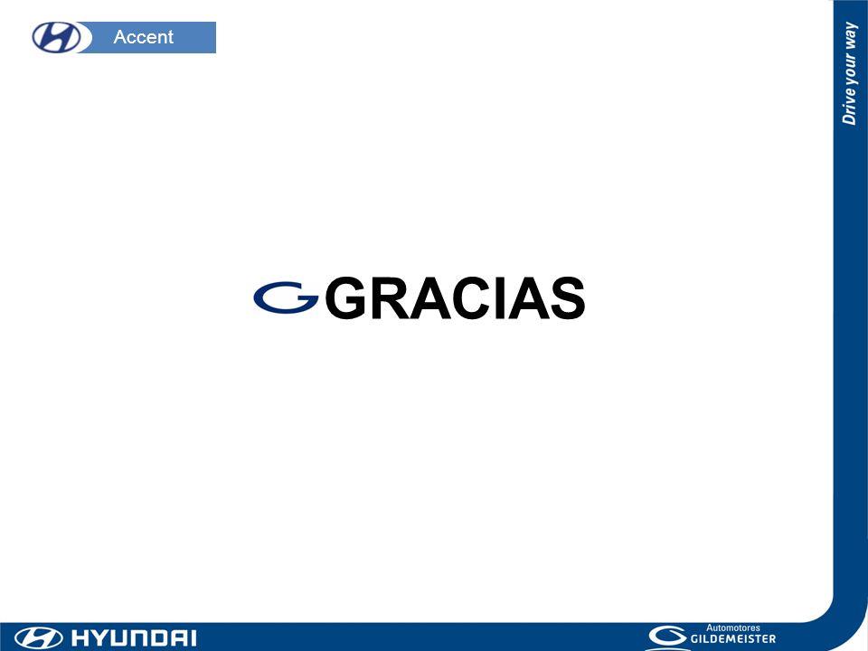 GRACIAS Accent