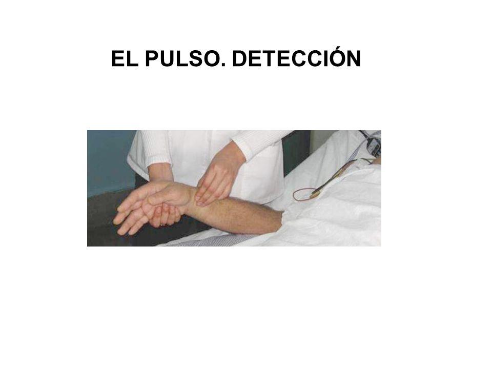 EL PULSO. DETECCIÓN