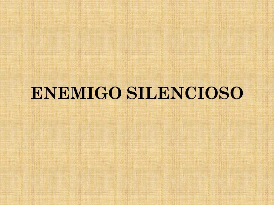 ENEMIGO SILENCIOSO