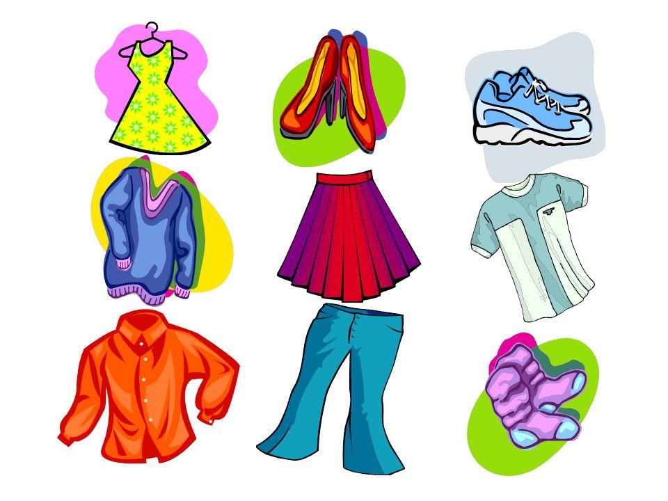 La ropa 123 456 789 De moda