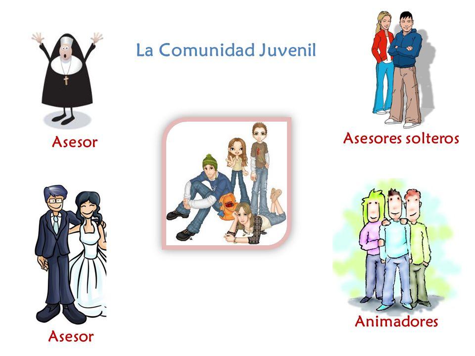 Asesor Asesores solteros Animadores La Comunidad Juvenil