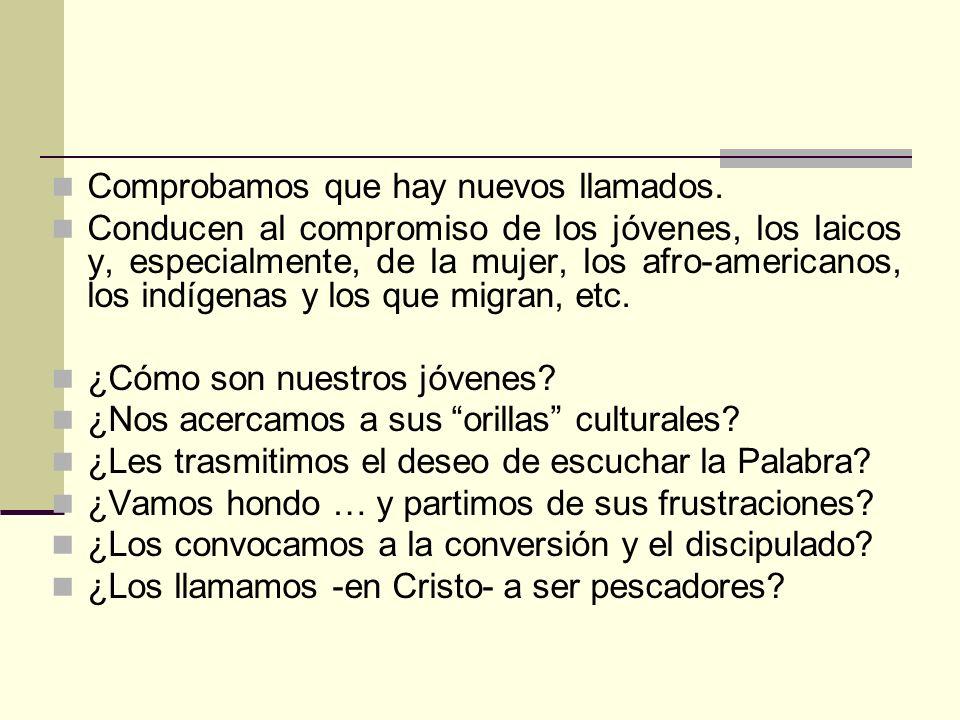 El itinerario vocacional desde la vivencia comunitaria La Iglesia tiene caminos comunitarios concretos (Parroquia- movimientos …).