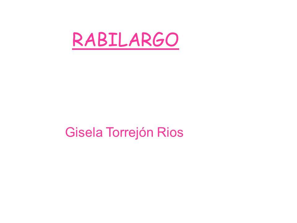 RABILARGO Gisela Torrejón Rios