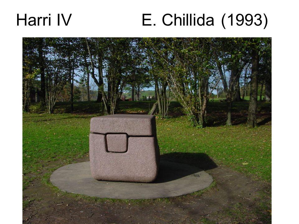 Harri IV E. Chillida (1993)