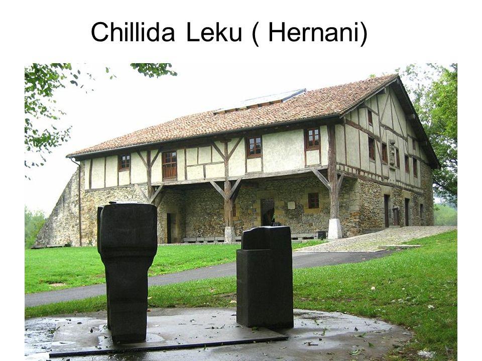 Chillida Leku ( Hernani)