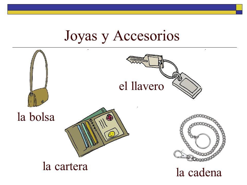 Joyas y Accesorios la bolsa la cartera el llavero la cadena