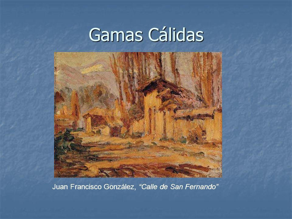 Gamas Cálidas Juan Francisco González, Calle de San Fernando
